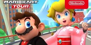 Mario Kart Tour supera las 120 millones de descargas