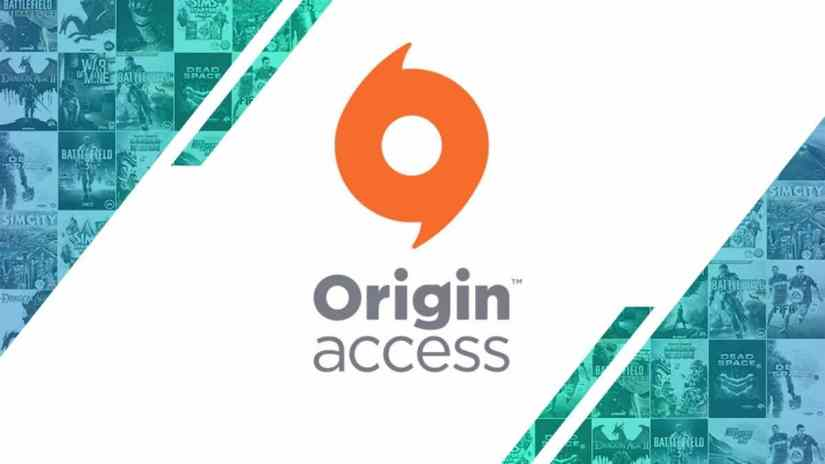 Origin Acces Logo