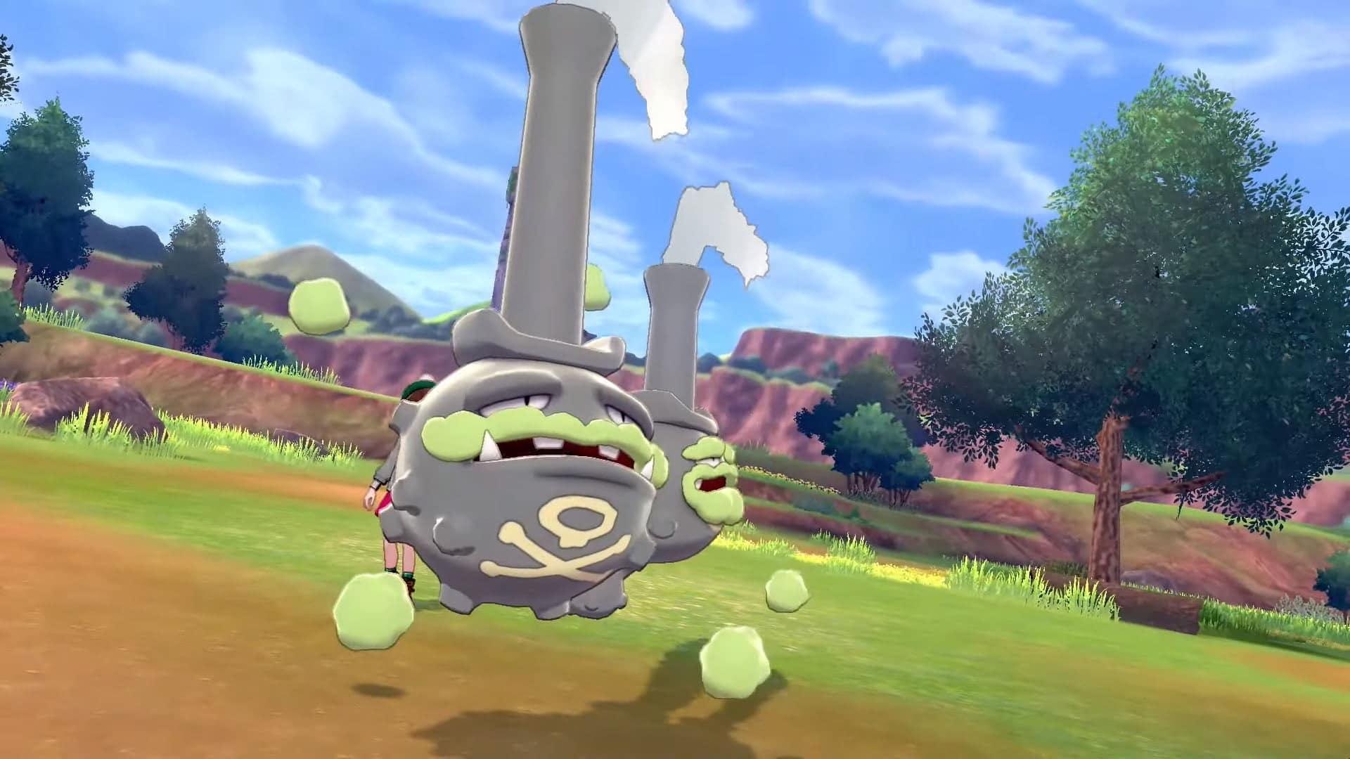 Pokemon GO agrega imágenes de la Forma Galaria