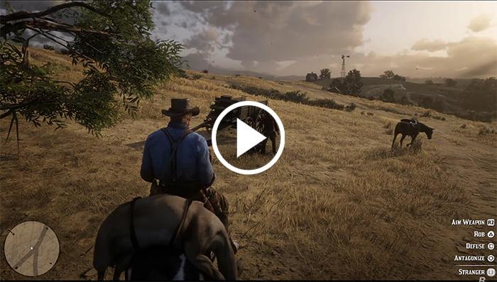 Primer vistazo a Red Dead Redemption 2 en PC