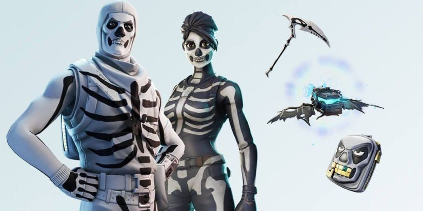 Skins Halloween 2019 Fortnite