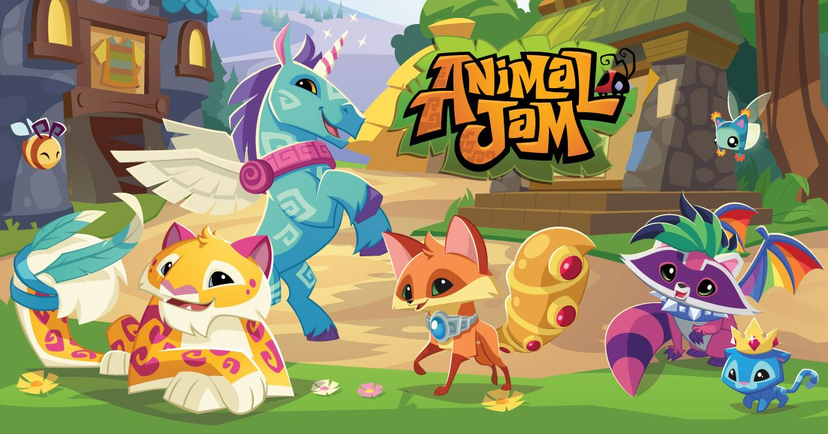 Codigos Animal Jam