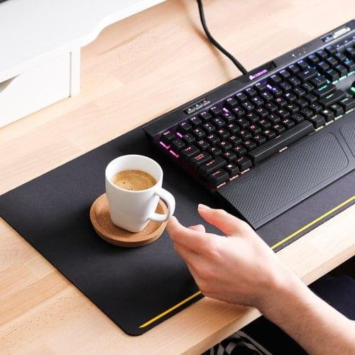 Corsair K57 RGB Wireless Gaming - estilo, esencia, ergonomía y comodidad