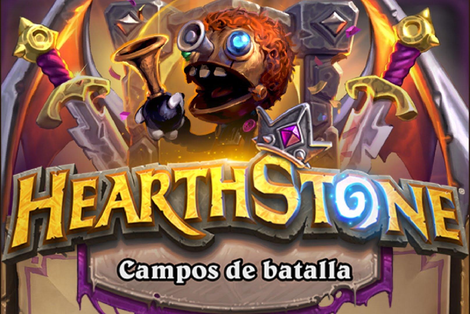 Hearthstone Campos de Batalla Fecha, acceso temprano y cómo se juega