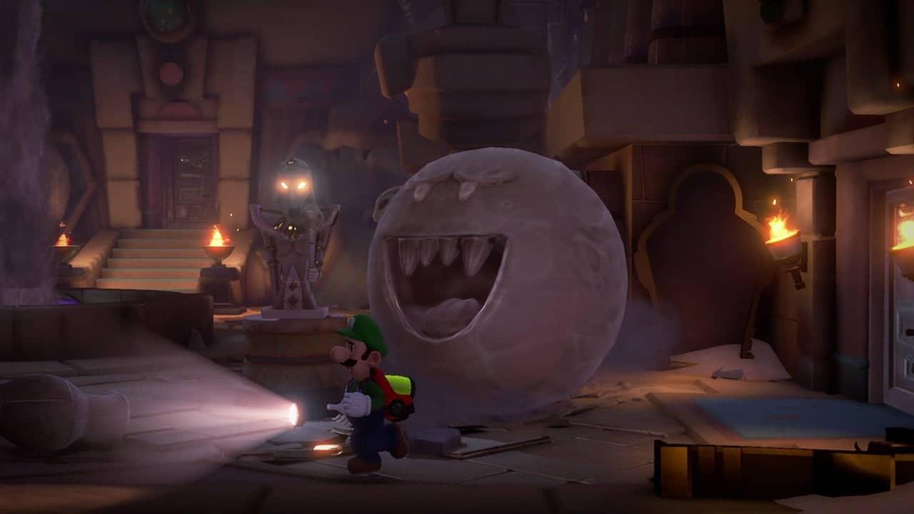 Luigi's Mansion 3 Cómo viajar rápido