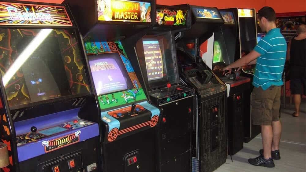 Mejores juegos arcade antiguos