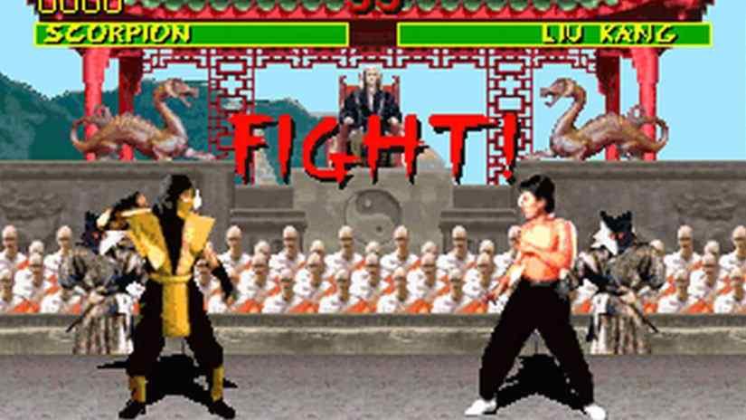 Mortal Kombat Arcade