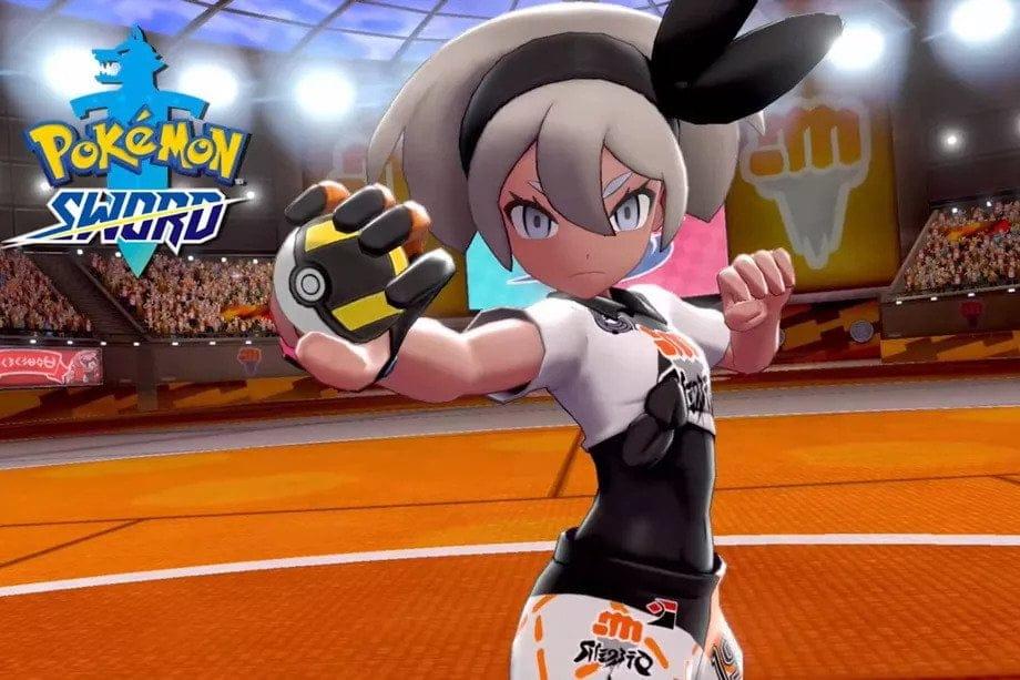 Pokemon Espada Como vencer a Bea en gimnasio lateral