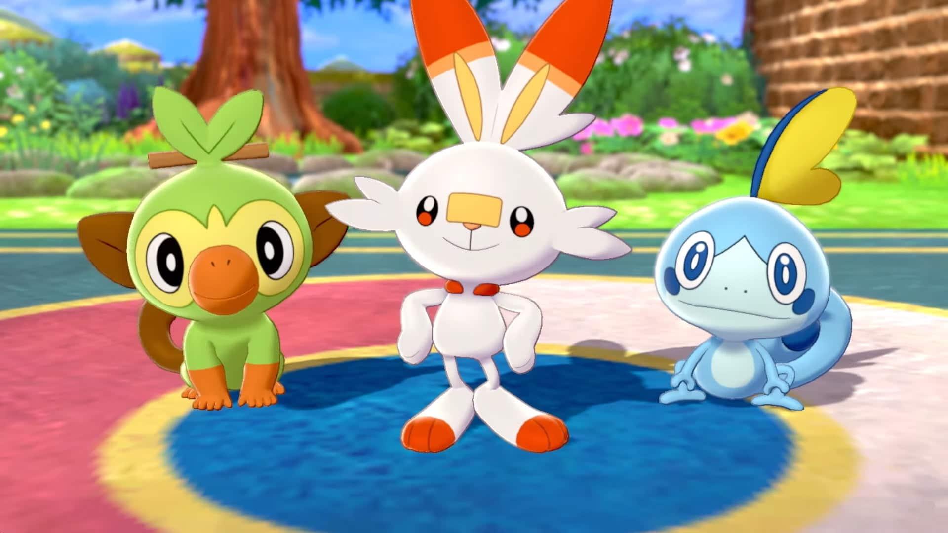 Pokemon Espada y Escudo - Cuál es el mejor Pokemon Inicial