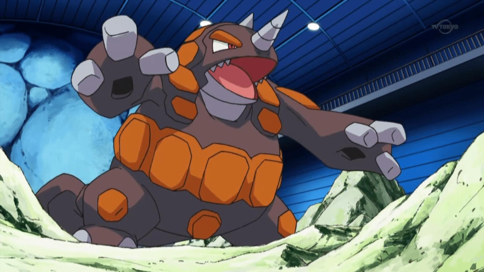 Pokemon GO Cómo evolucionar a Rhydon en Rhyperior