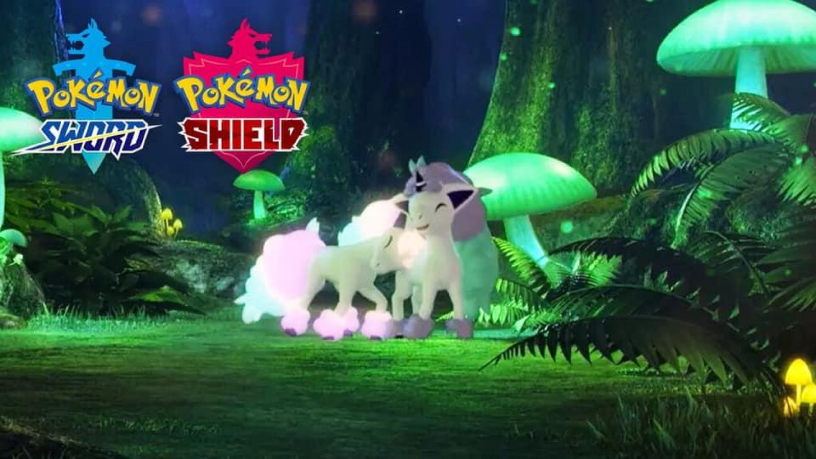 Pokemon Sword and Shield All Galarian Pokemon available