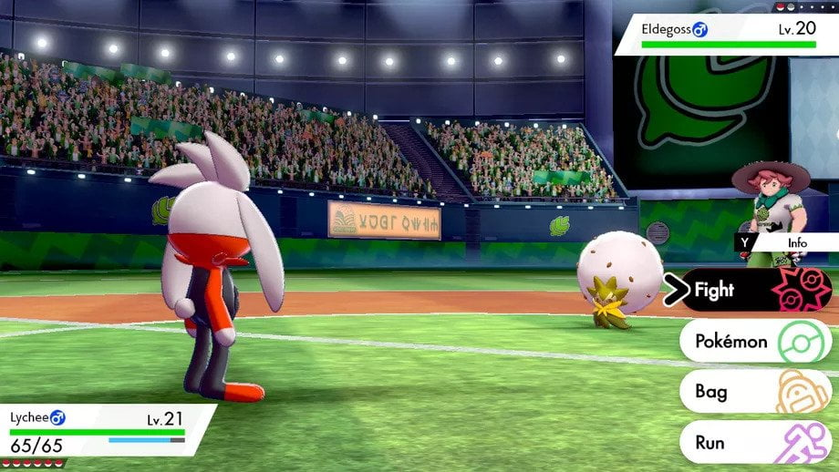 Pokemon Sword and Shield: How to beat Milo in TurfField