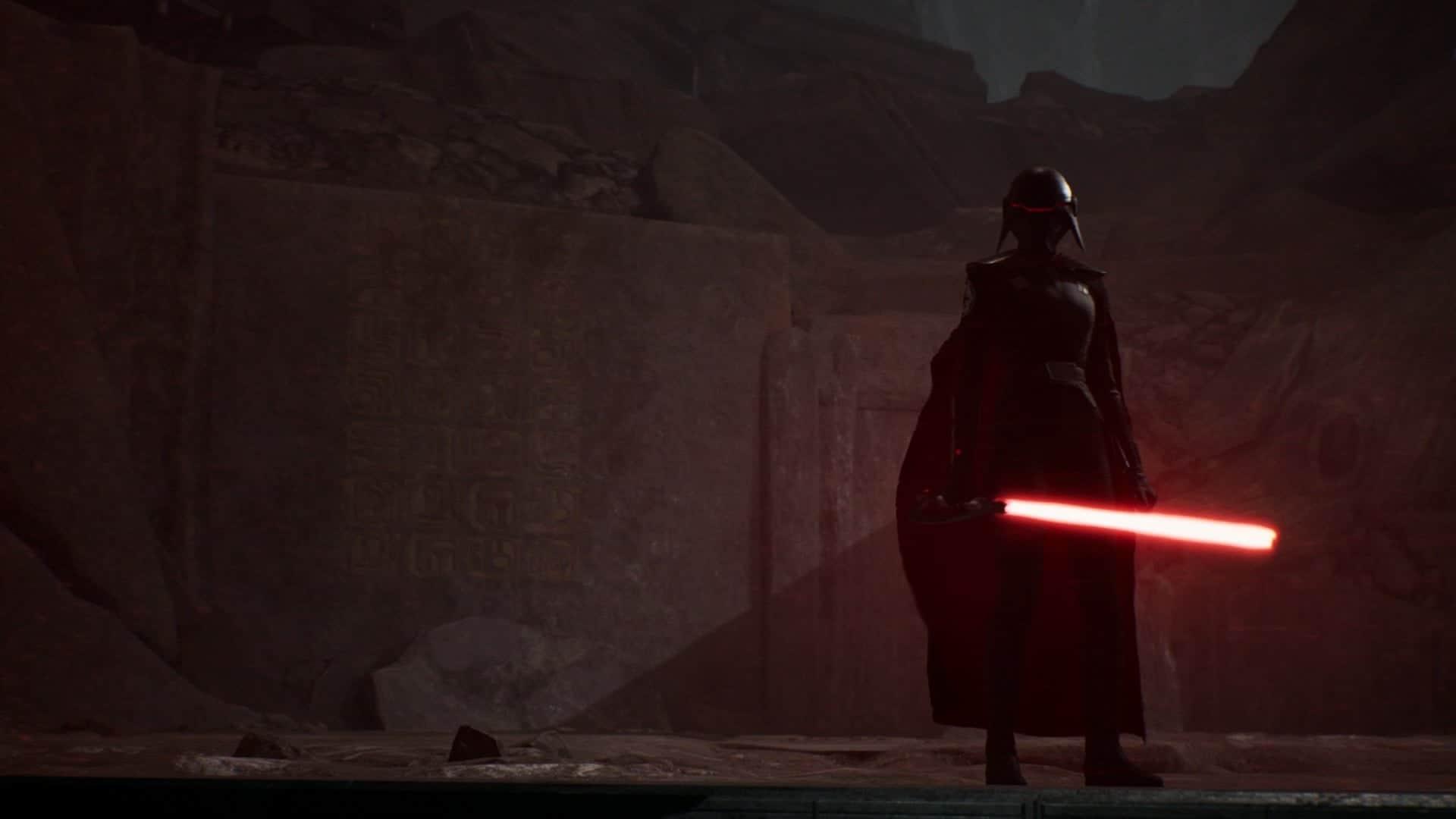 ¿Puedes conseguir un sable láser rojo en Star Wars Jedi: Fallen Order?