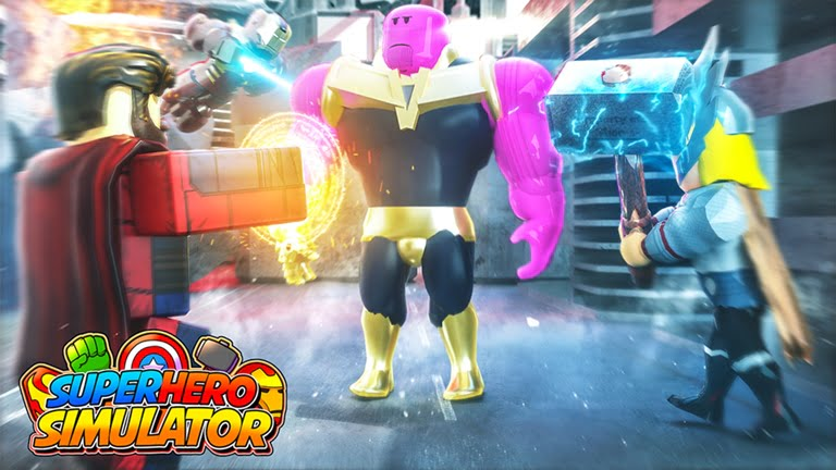 Superhero Simulator Codes Full List July 2020 We Talk About