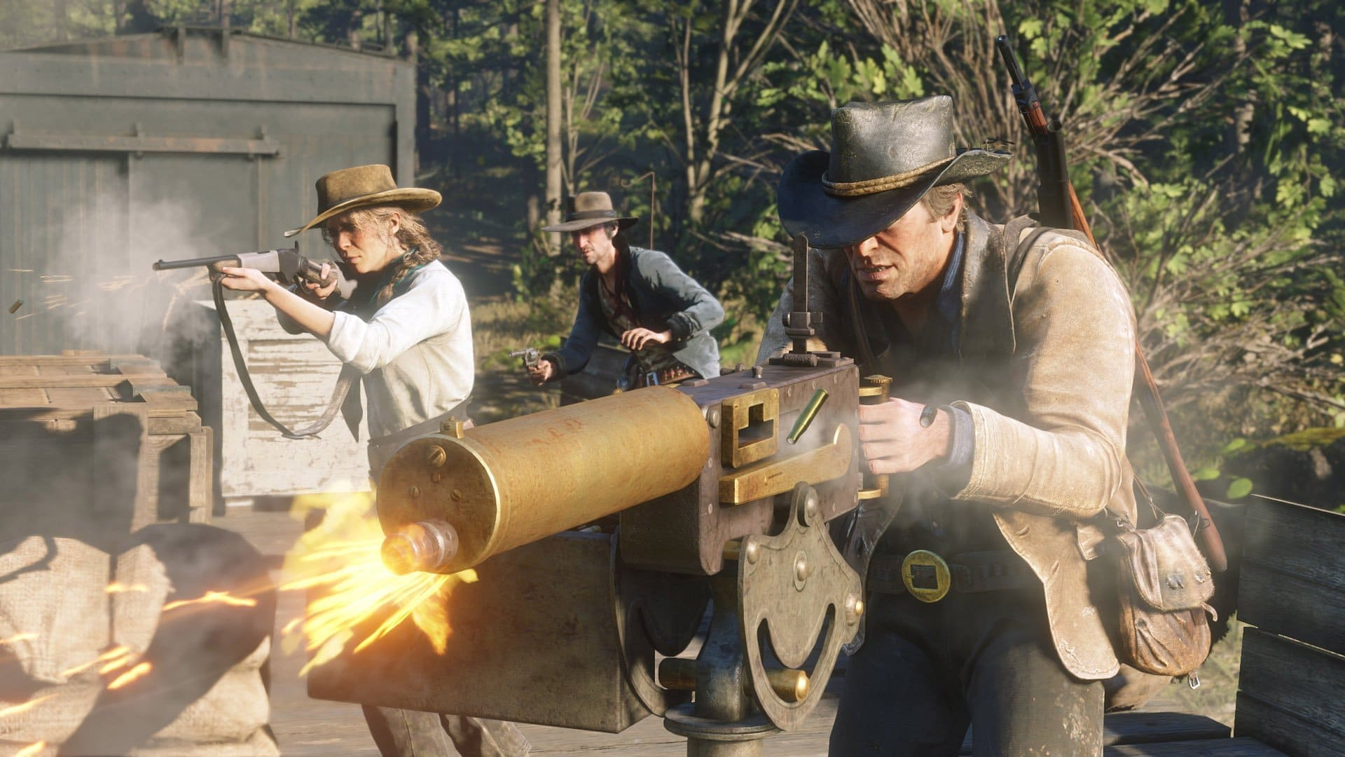 Trucos y Códigos para Red Dead Redemption 2 en PC