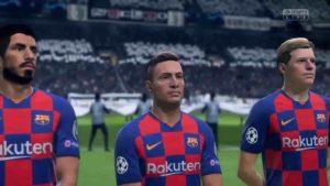 Uniforme Kit de FC Barcelona y logo para Dream League Soccer 2020