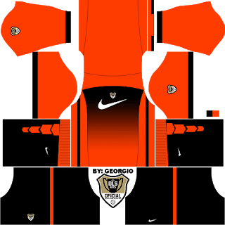 All Nike kits and Nike logo for Dream League Soccer 2020