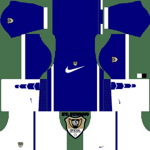 Equipación Nike local - Equipaciones de Dream League Soccer