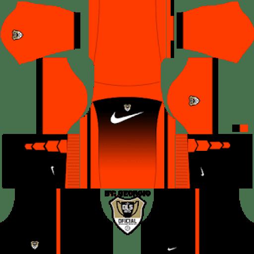 Equipación visitante de Nike - Dream League Soccer