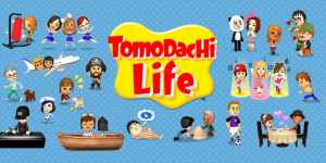 Tomodachi Life QR Codes - Complete List