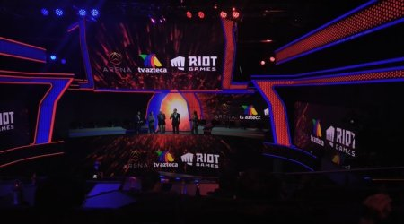 Se inauguró el primer estadio oficial de League of Legends de Latinoamérica