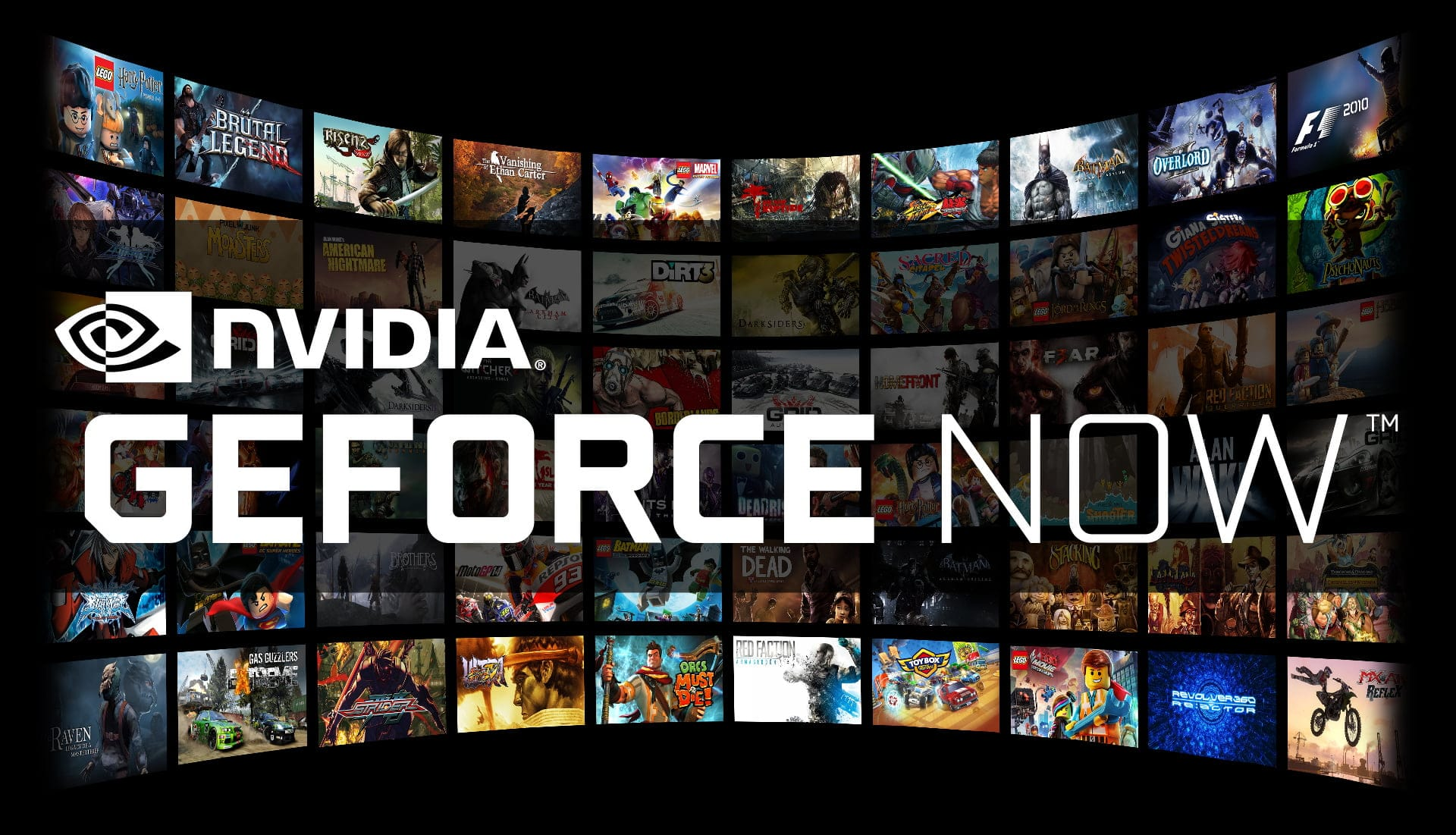 Nvida GeForce Now