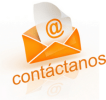 Contacta con nosotros por email