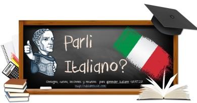 Recursos para hablar italiano
