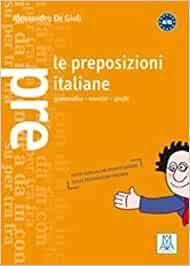 preposiciones en italiano