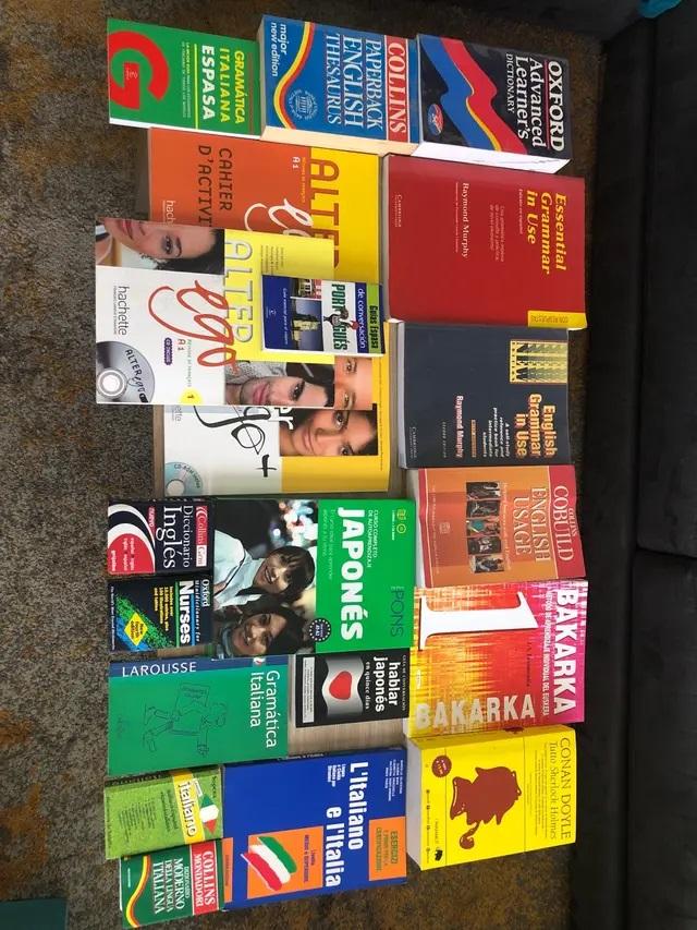 Los mejores libros para aprender idiomas