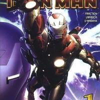 "La nueva etapa de ""Iron Man"" de Matt Fraction y Salvador Larroca"