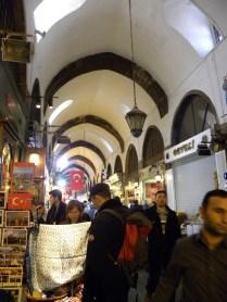 """Misir Carsisi or """"Egyptian Bazaar"""""""