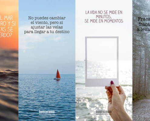 Inspirational Spanish quotes motivational