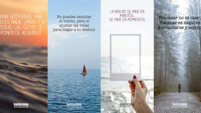 Inspirational Spanish quotes motivational