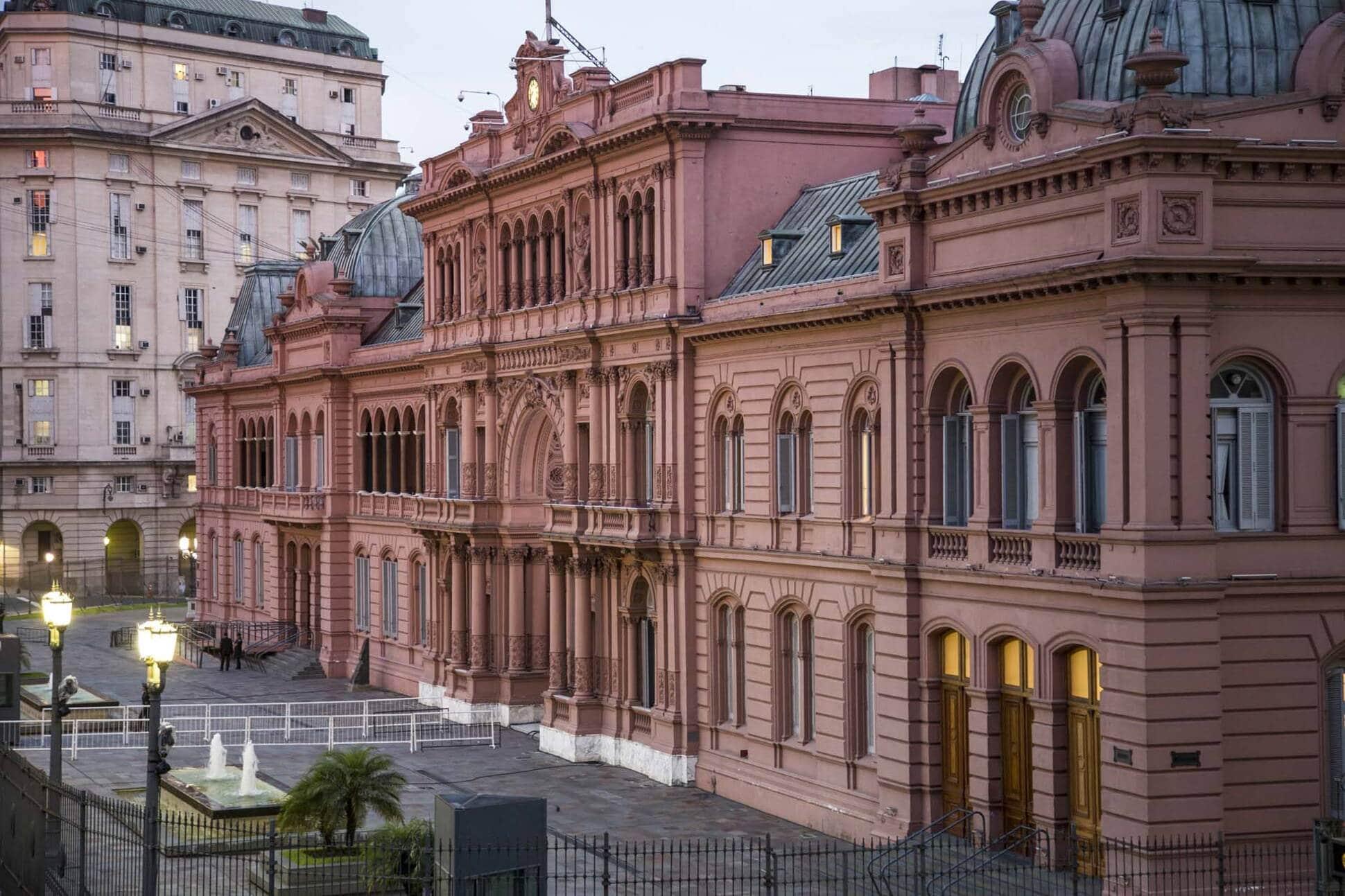 Casa Rosada Argentina historia visitas museo y ms
