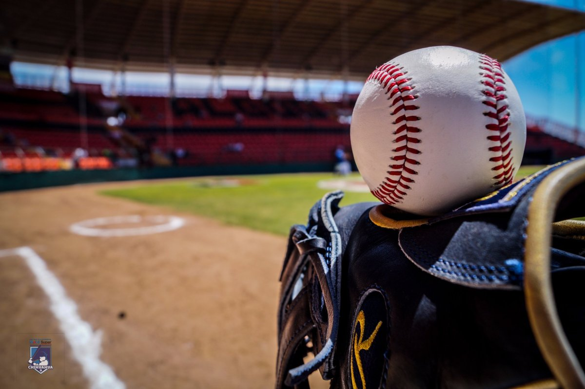 Listos los playoffs del estatal de béisbol Chihuahua