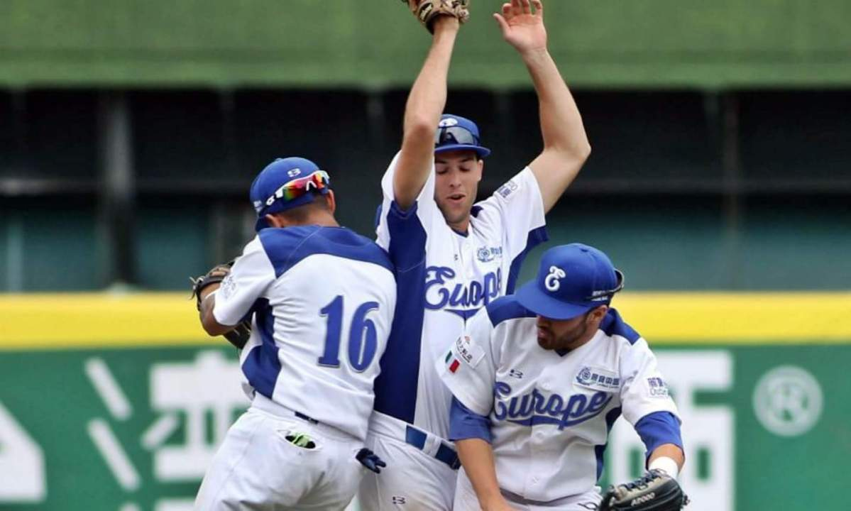 Béisbol en Europa, como son las ligas de béisbol en el viejo continente