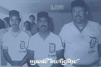 De izquierda a derecha, Adan Ontiveros, Artemio Padilla y Gil Morales, pilares del campeones de 1986.