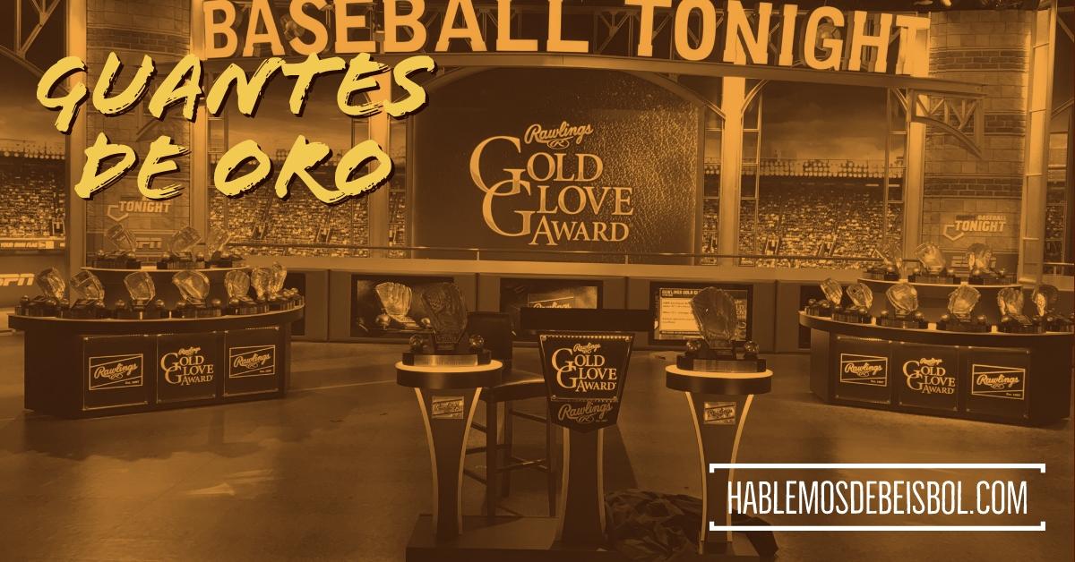 Estos son los ganadores de los guantes de oro de MLB