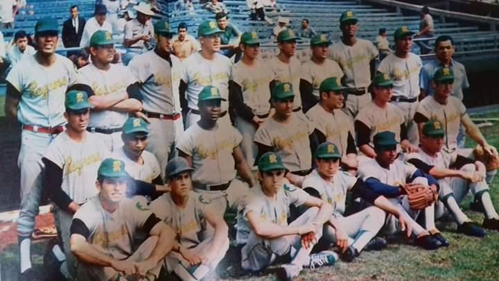 Los Broncos de Reynosa y su primer campeonato.