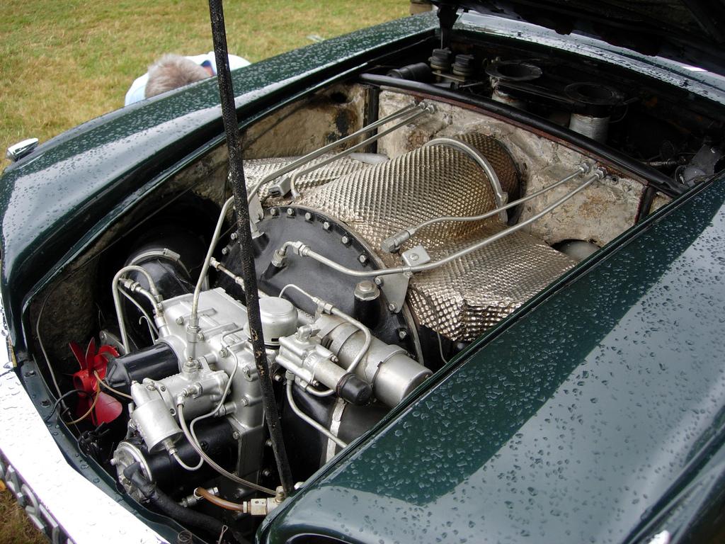 Coches_con_turbina_de_gas, Rover_T4, Turbine_car