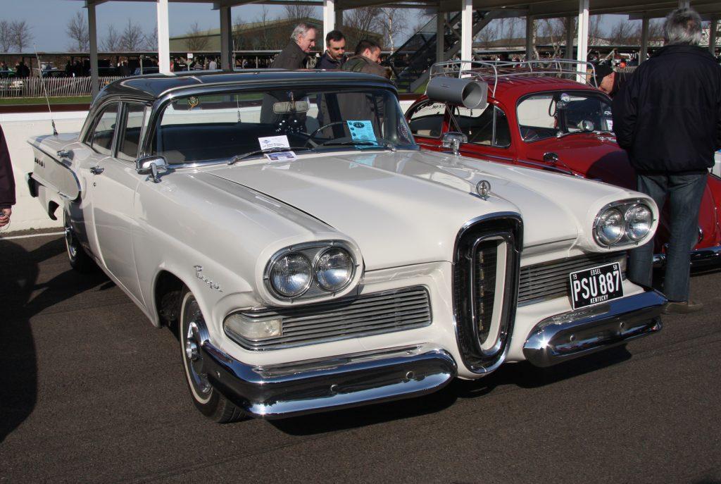 Ford_Mustang; Edsel_Ranger; Ford_Edsel