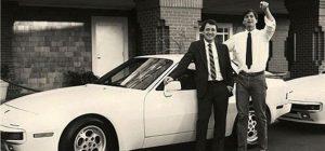 El coche sin matrícula de Steve Jobs
