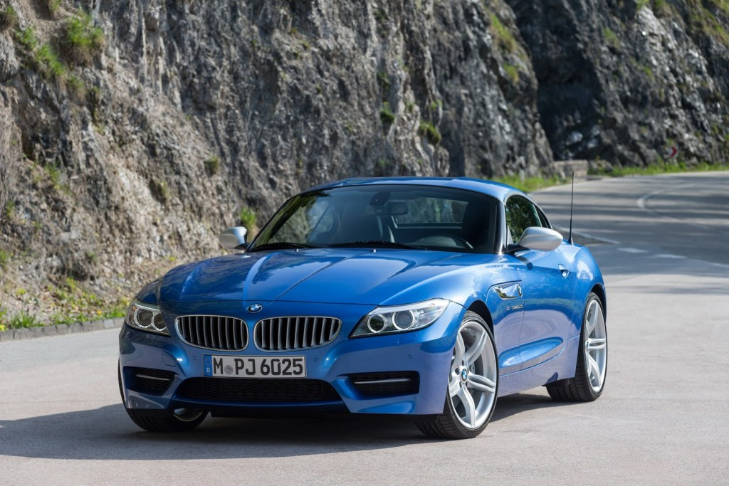Bangle's_Butt; Trasero_de_Bangle, Chris_Bangle, BMW; Z4