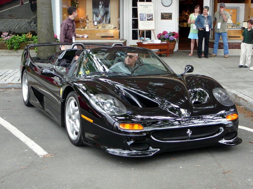 Ferrari; NOx