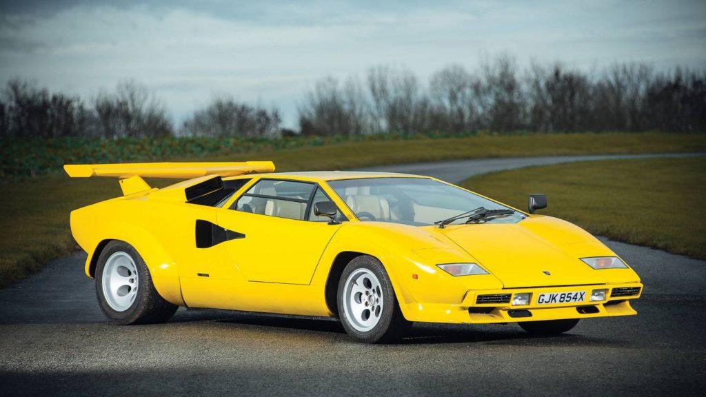 Lamborghini; Ferruccio; Miura, Lamborghini_history; Countach
