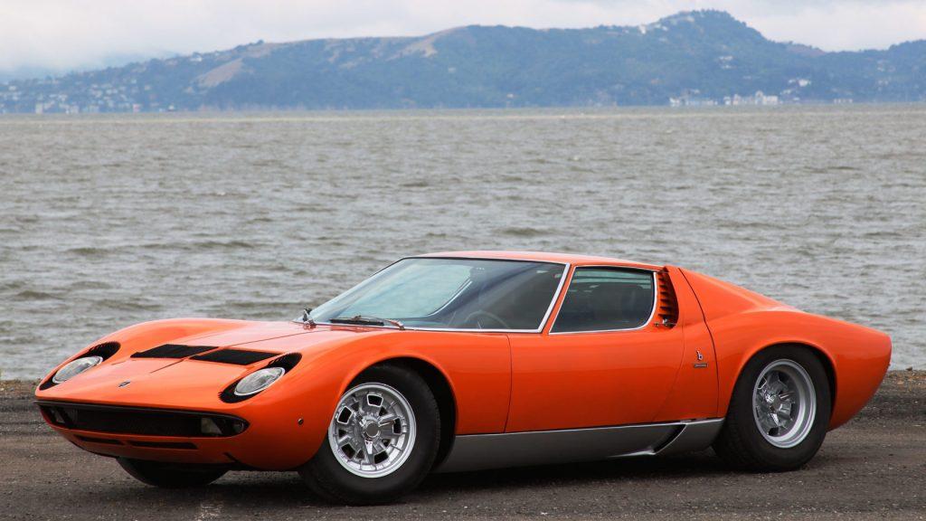 Lamborghini; Ferruccio; Miura, Lamborghini_history