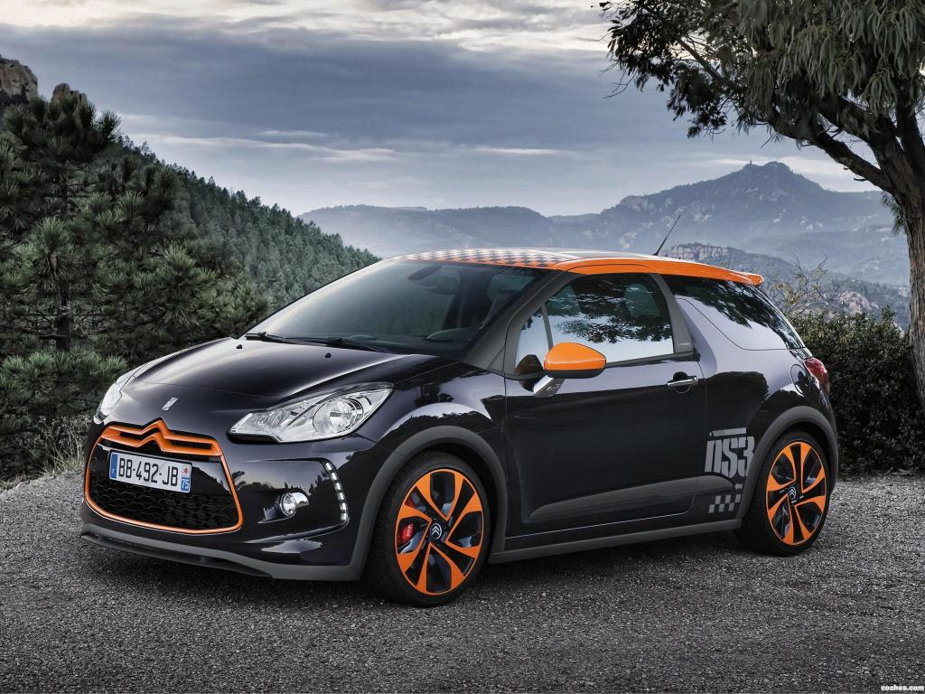 Citroen; DS3; DS3_Racing; insignia; frontal; diseño