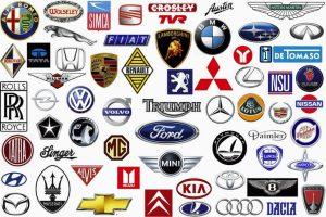Logos de coches (parte 1)
