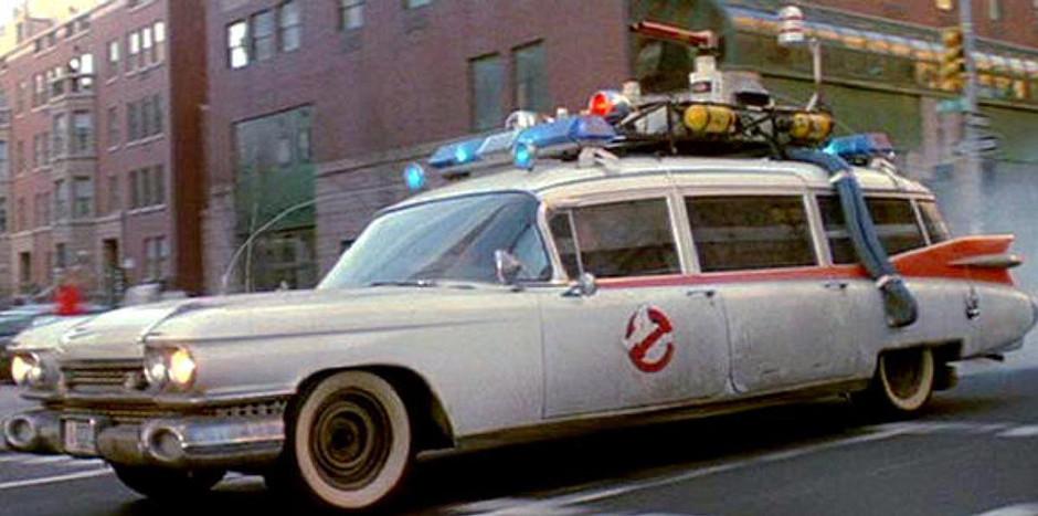 Ghostbusters; Cazafantasmas; Ecto1; Ecto_1; Ecto-1